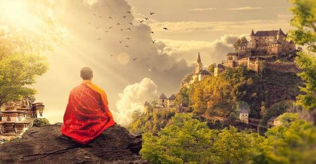 4 Sfaturi de la un calugar budist pentru a iti crea un sanctuar al linistii chiar la tine acasa