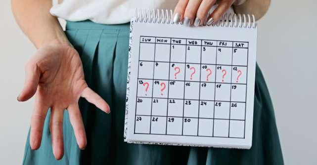 Menstruații neregulate: care pot fi cauzele