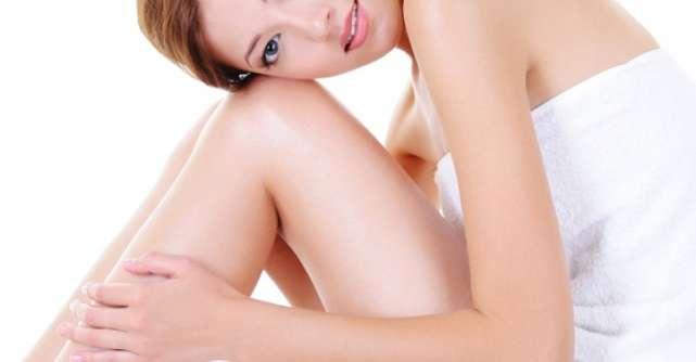 Epilare cu lapte pentru piele sensibila