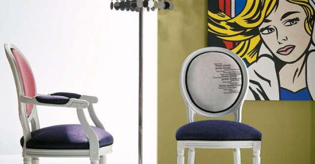 Inveseleste-ti locuinta: 30 de piese de mobilier si accesorii pop art