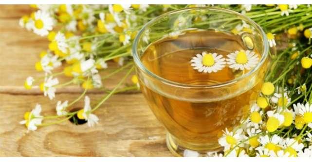 Ceaiul de musetel, tratament pentru zeci de boli