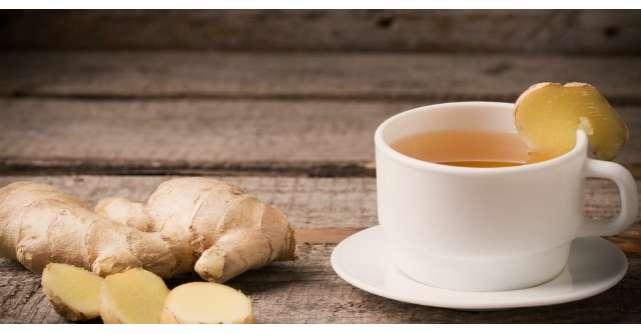 Ceaiul de ghimbir, cel mai puternic medicament natural si arma anti-obezitate