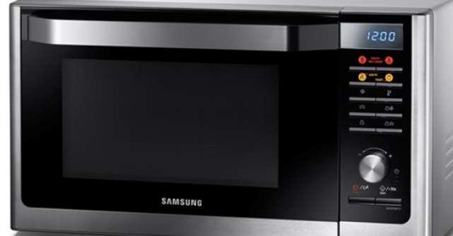 Samsung redefineste solutiile de gatit