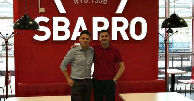 SBARRO a inaugurat primul restaurant din Romania in Bucuresti Mall