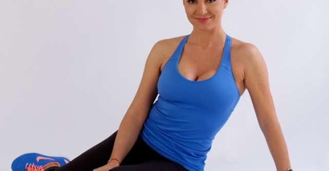 Cori Gramescu la Conventia Internationala de Fitness!