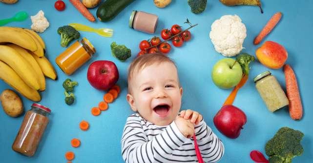10 Alimente interzise pentru bebelușul cu vârstă sub 1 an