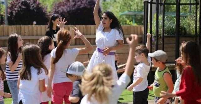 Actriţa Nouria Nouri invită copiii de 8-14 ani în Tabăra de creaţie de la Breaza