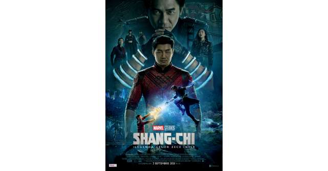 Shang-Chi and the Legend of the Ten Rings:Shang-Chi și legenda celor zece inele