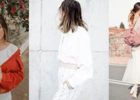 Cum porți haine albe toamna: blugi albi și alte piese albe în sezonul rece
