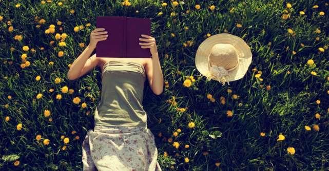 7 cărți pe care să le citești când te simți blocată și lipsită de motivație