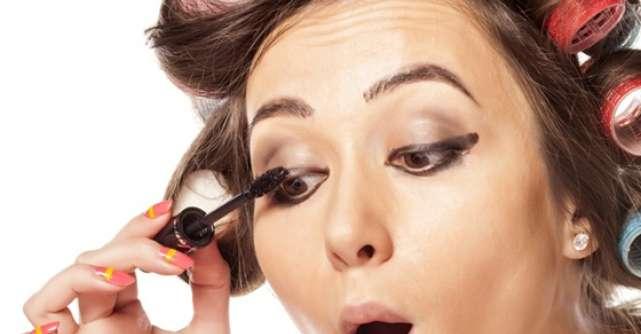 Cum sa aplici corect mascara: 5 greseli pe care trebuie sa le eviti