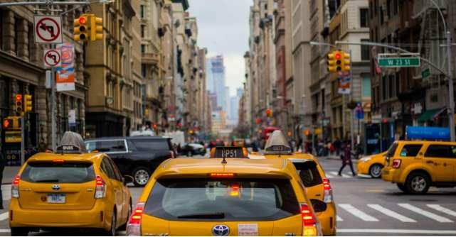 Cat te costa un taxi de la aeroport pentru 140 de capitale din intreaga lume