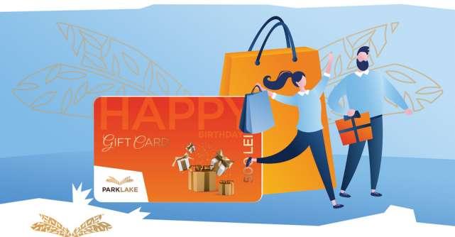 Oferă-i ceva exact așa cum vrea!Gift Card-ul ParkLake, cadoul perfect pentru orice ocazie