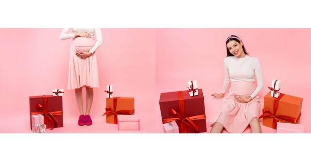 10 Idei de cadouri pentru gravide