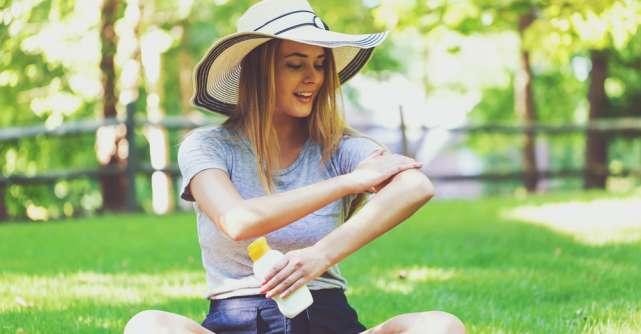 Cele mai frecvente probleme ale pielii în timpul verii