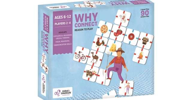 Chuck and Chuckles, jocuri educative care sustin dezvoltarea psiho-emotionala a celor mici