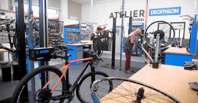 În premieră pentru retailul sportiv din România, DECATHLON inaugurează un Atelier Regional