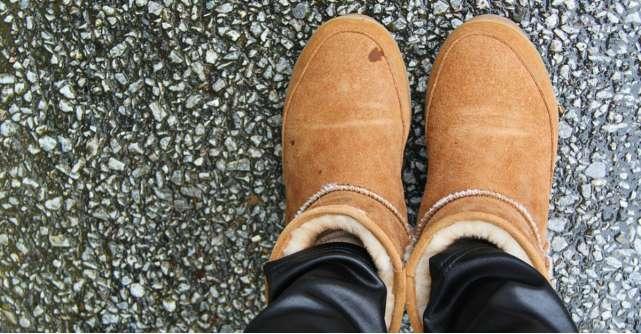 Protejeaza-ti picioarele pe timp de iarna!