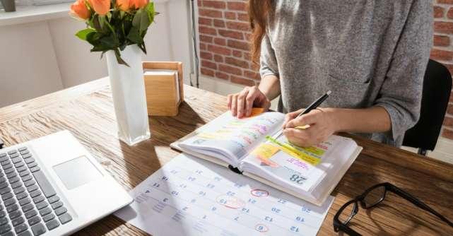 Trei trucuri pentru a-ti indeplini obiectivele in 2018