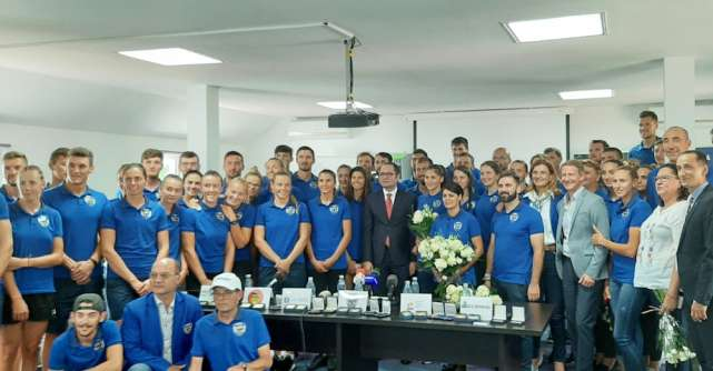Herbalife Nutrition extinde parteneriatul cu Federația Română de Canotaj