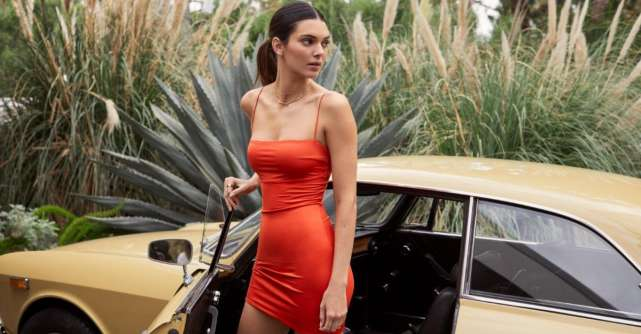 Kendall for ABOUT YOU: ABOUT YOU lansează prima colecție în colaborare cu Kendall Jenner