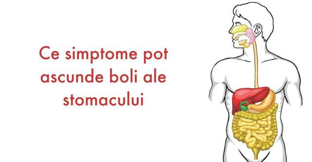 Analize medicale pentru STOMAC
