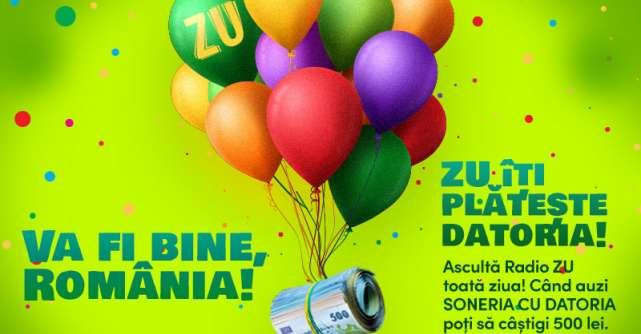 """Va fi bine, România!"" - Radio ZU aniversează 12 ani de la prima emisie"