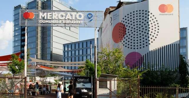 MercatoComunale și Mastercard își așteaptă oaspeții însatul de vacanță din centrul capitalei