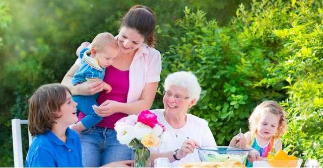 4 idei simple pentru a petrece mai mult timp cu familia ta