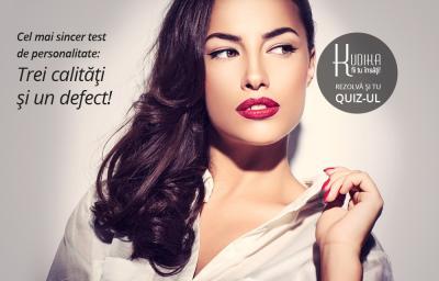 Cel mai sincer test de personalitate: Trei calitati si un defect!