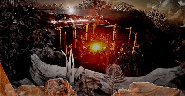 Artistul roman care a trait experiente unice printre shamani