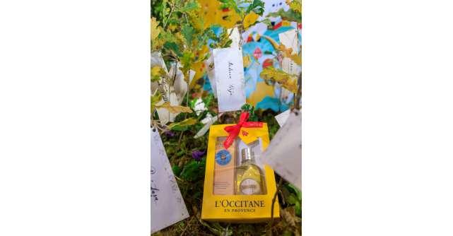 L'Occitane lansează Best of Trees și oferă un cadou naturii prin plantarea unui copac la fiecare pachet cadou cumpărat