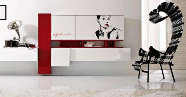 Noua colectie de mobilier, finisaje si accesorii de la Galeriile Noblesse