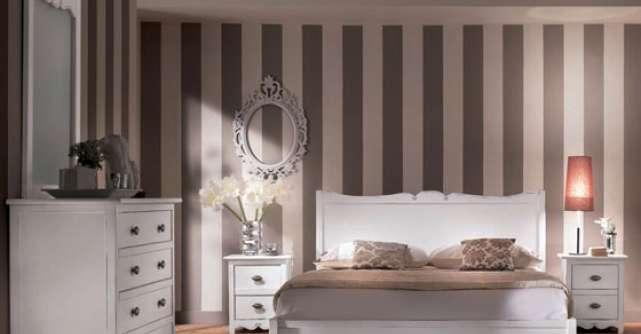 21 de piese de mobilier si accesorii pentru un dormitor clasic