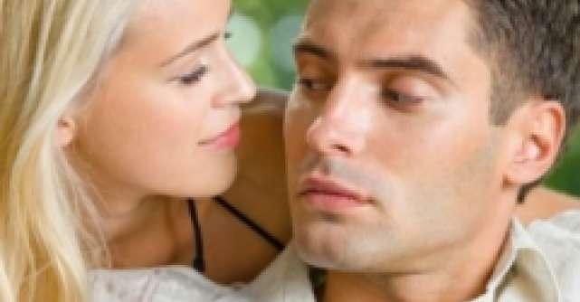 Cum se manifesta barbatul nemultumit in pat