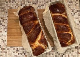 Reteta video: Cozonac framantat la masina de facut paine