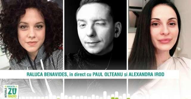 LIVE Radio ZU: Provocările adolescenței din perspectivă psihologică și neuroștiintifică cu Alexandra Irod și Paul Oltenu