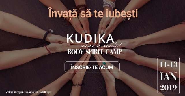 La Kudika Body&Spirit Camp vei învăța 4 lecții pentru corp și suflet care îți pot schimba viața!