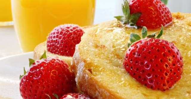 Mic dejun rasfatat: French Toast