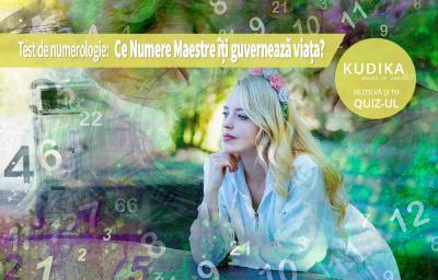 Test de numerologie: Ce Numere Maestre iti guverneaza viata?