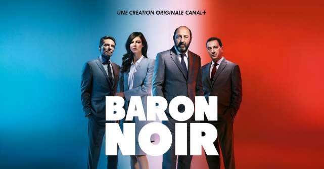 Focus Sat TV aduce sezonul doi al serialului BARON NOIR in premiera in Romania