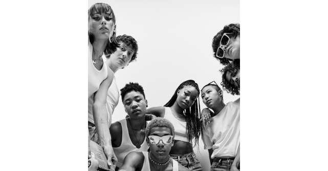 Calvin Klein lansează campania Primăvara 2021:Blank Canvas