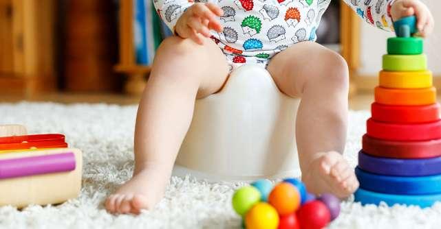 Când învățăm copilul la oliță? Ce spun medicii