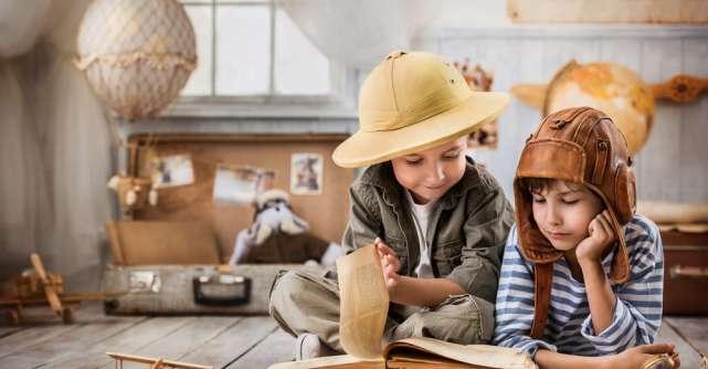 Top 6 cărți care ne ajută să călătorim în continuare și să descoperim lumea