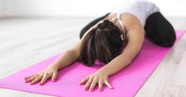 Pilates pentru slabit: 4 exercitii care te ajuta sa dai jos kilograme