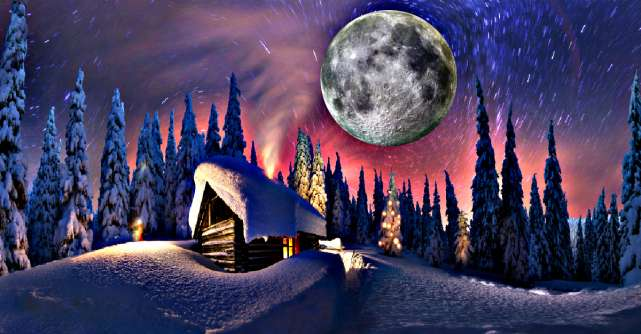 30 Decembrie 2020: Ultima Lună Plină a anului. Încheiem capitole grele și facem spațiu în viața noastră pentru noi începuturi