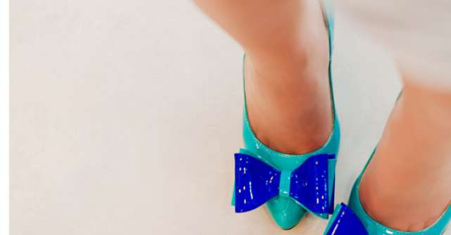 Pantofii cu poveste ai Dianei Dumitrescu