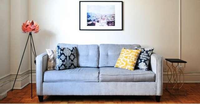 3 cele mai frumoase modele de canapele pe care să le iei de Black Friday 2018 de pe Vivre