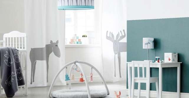 4 camere pentru copii, perfecte atat pentru fete, cat si pentru baieti