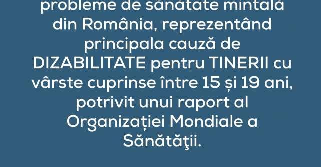 Prima linie telefonică națională de urgență exclusiv pentru tinerii din România